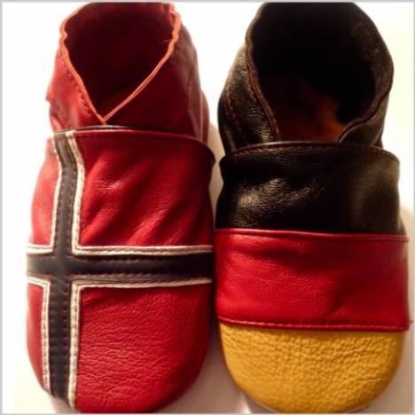 norsk - tysk sko
