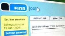 Finn.no - Jobb