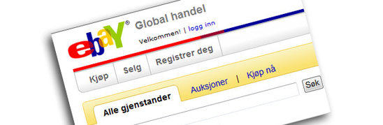 eBay Norge