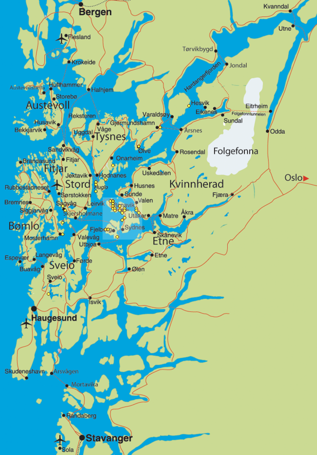 Fjordferie
